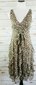 Papillon Polka Dot Dress